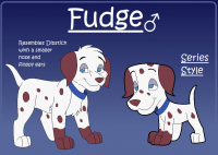 Fudge Reference Sheet by Mizan