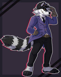 Ex-Pilot Raccon by kstreetalley