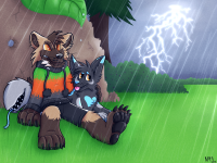 In the Storm by kstreetalley