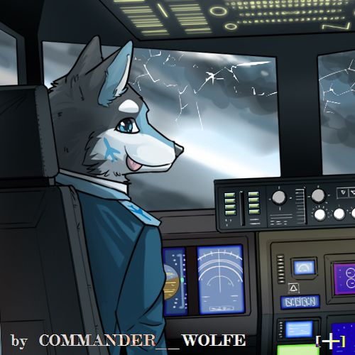EXCITING by COMMANDER--WOLFE