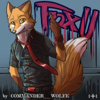 Fox U! by COMMANDER--WOLFE