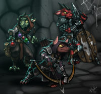 Kobold Brothers by Bleats